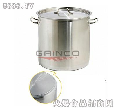 嘉科500x300不锈钢复合底汤桶|广州市嘉科食品专用