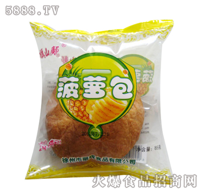 菠萝包85克
