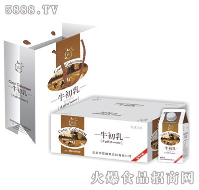 屋顶盒牛初乳礼盒500ml×9盒