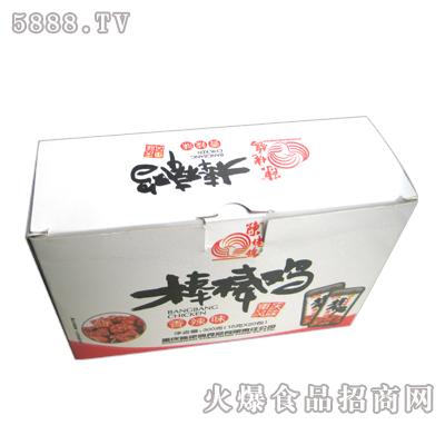 香辣味棒棒鸡15gx20袋