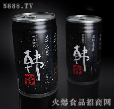 韩客苹果醋310ml