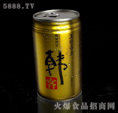 韩客鸭梨醋饮310ml