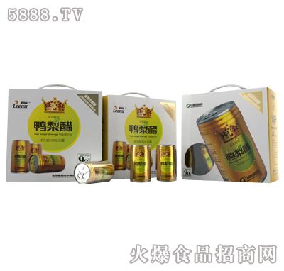 金冠鸭梨醋310ml礼盒