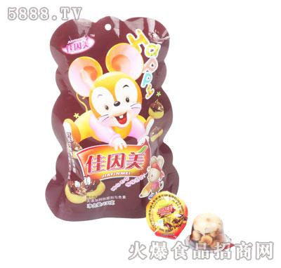 佳因美饼干巧克力130克袋装产品图