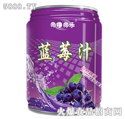 同禧同乐蓝莓汁