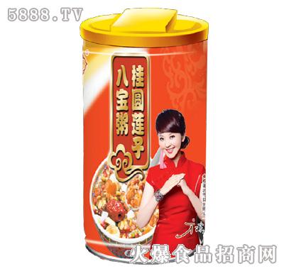 320g新桂圆八宝粥红色罐装