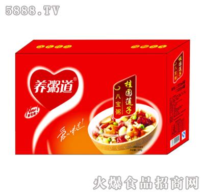 320g养粥道桂圆莲子八宝粥礼盒
