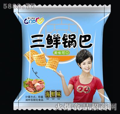 鲜贝酥-海鲜味 浙江小王子食品股份有限公司-火爆食品