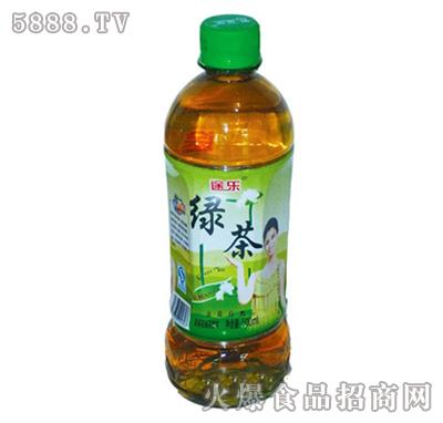 途乐绿茶500ml