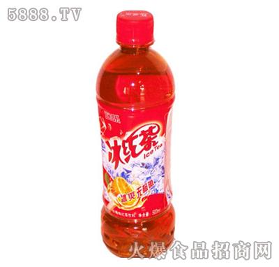 途乐冰红茶500ml