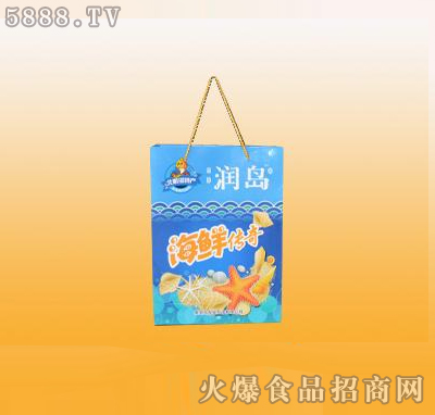 双骏海鲜包装袋