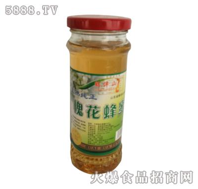 槐花蜂蜜瓶装