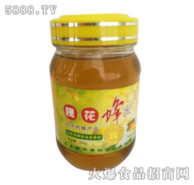 槐花蜂蜜1000g(瓶装)