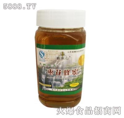 枣花蜂蜜1000g(瓶装)