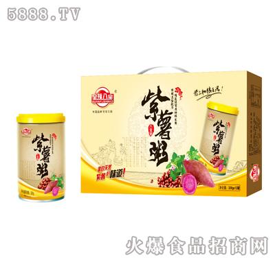 320gx12罐全福八宝紫薯粥礼盒