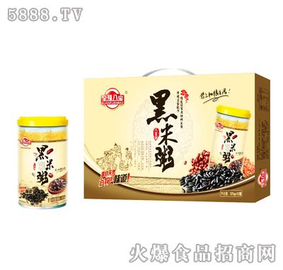 320gx12罐全福八宝黑米粥礼盒