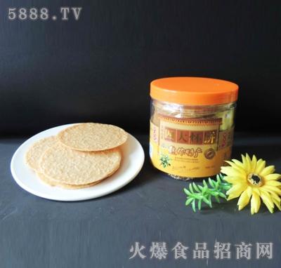 怀地黄养生薄饼