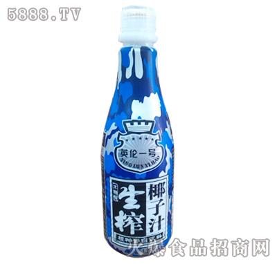 1.25L英伦一号木糖醇生榨椰子汁