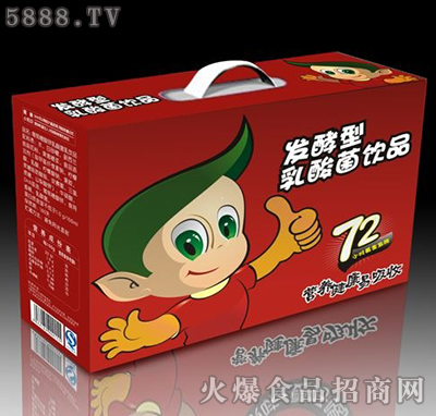 健优C发酵型乳酸菌饮品礼盒装产品图