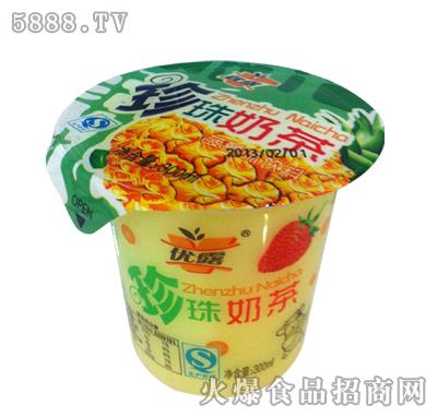 优露珍珠奶茶300ml
