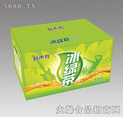 好声音冰绿茶500mlx15瓶