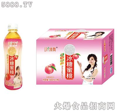 500ml×15瓶领舞冰糖蜜桃