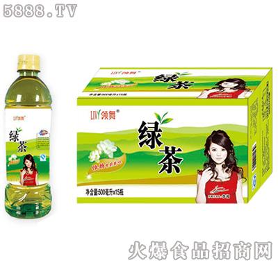 500ml×15瓶领舞绿茶