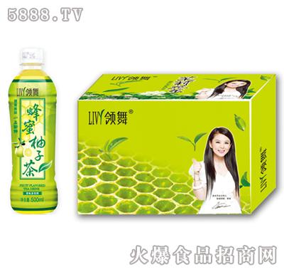 500ml×15瓶领舞蜂蜜柚子茶