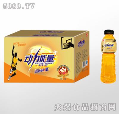 金阳动力能量果粒饮料