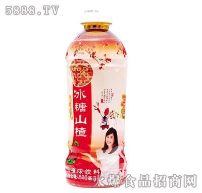 莱得旺冰糖山楂饮料500ml