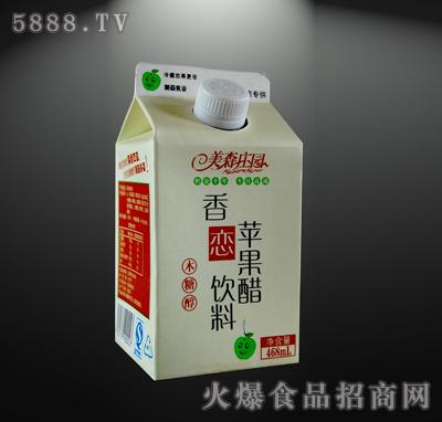 美森庄园香恋苹果醋饮料
