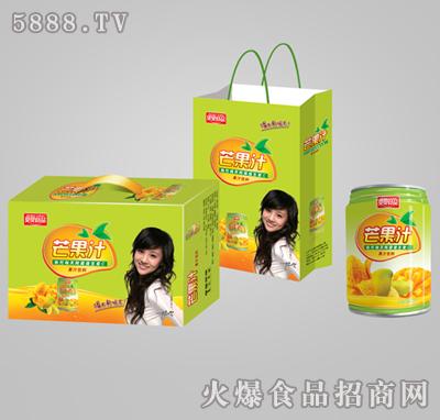 248ml贝贝芒果汁
