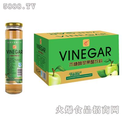 海帆苹果醋饮料箱