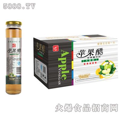 280ml海帆木糖醇苹果醋箱