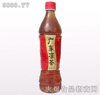 600ml广东凉茶产品图