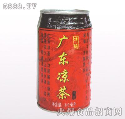 310ml广东凉茶产品图