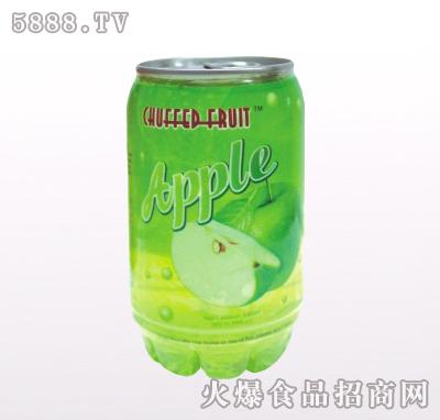 350ml易拉罐装苹果汁