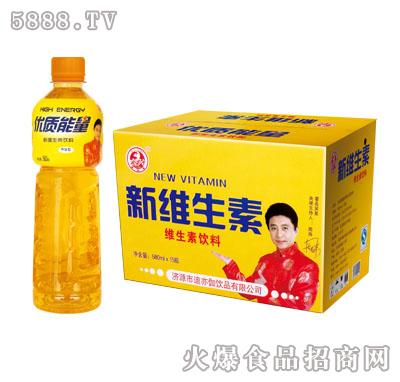 580mlx15瓶迪力士优质能量新维生素饮料