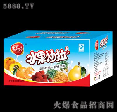 280g×40杯果优先水果沙拉