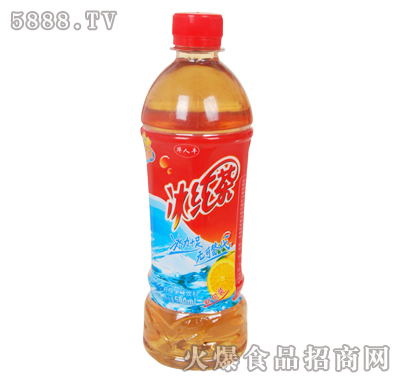 500ml华人牛冰红茶