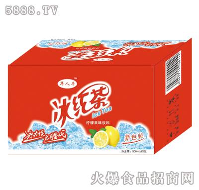 500mlx15瓶华人牛冰红茶