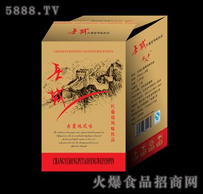 华人牛长域风味饮品(棕)