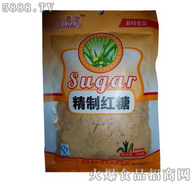 新科磨砂精致红糖