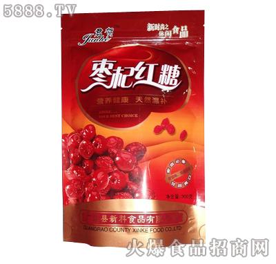 君贺阿胶红糖300克(自立袋)