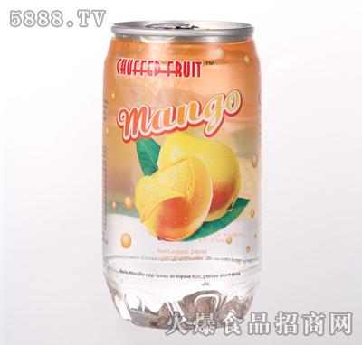 340ml芒果果汁产品图