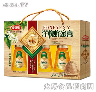 1.5kg洋槐蜂蜜膏