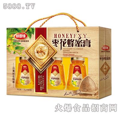 1.5kg枣花蜂蜜膏