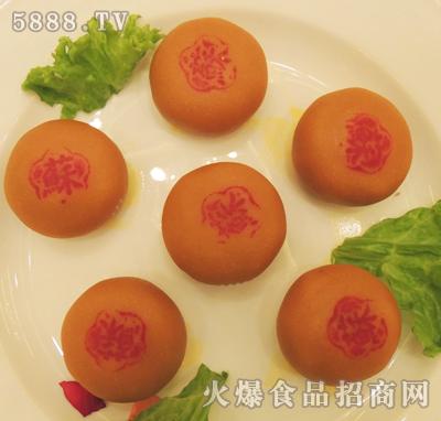 金蛋酥月饼