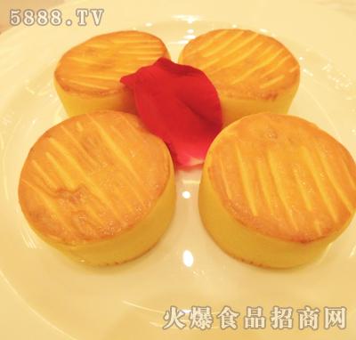 黄金玉米皮月饼