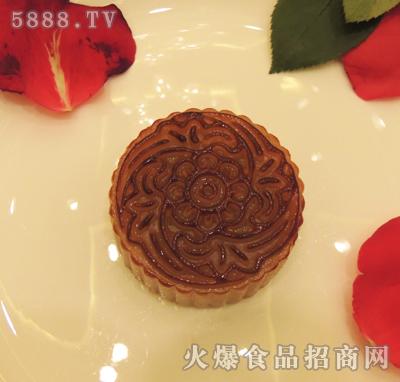 广式通透皮月饼